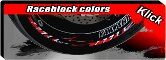 Raceblock colors